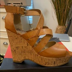 Women's Guess Wedge sandals 8.5